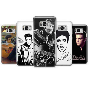 ELVIS PRESLEY PHONE CASES & COVERS FOR SAMSUNG S8 S9 S10 NOTE 9 10 A20 A6 A8 J6