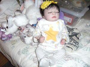 Realborn Reborn Skya sculpt Denise Pratt, Bountiful baby