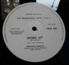 Praying Mantis -The Soundhouse Tapes Part 2/The Ripper -Ripper 12Har 5201 yr1981