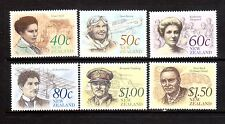 NEW ZEALAND 1990 Heritage semi-postal set mint never hinged