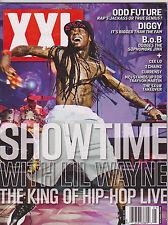 MAY 2012 XXL vintage HIP HOP - RAP - music magazine - LIL WAYNE