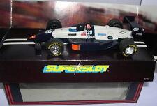 SUPERSLOT H630 FORMULA INDY CAR  EUROSPORT  #29  SCALEXTRIC UK  MB