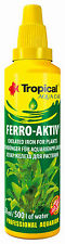 SPECIAL FERRIC AQUATIC AQUARIUM PLANTS FERTLISER CHELATED IRON LIQUID (500ml)