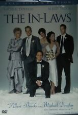 The IN-LAWS (2003) Michael Douglas Albert Brooks Ryan Reynolds Robin Tunney FS