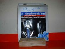 LOT OF 12 GM GOODWRENCH POCKET KNIFE/WRENCH, 7 IN ONE TOOL NEW IN GIFT PACKAGE!
