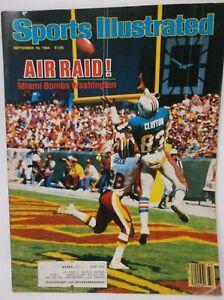 Sports Illustrated September 10 1984