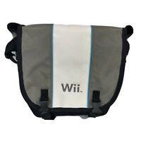 Nintendo Wii Console Travel Storage Carrying Case Backpack Bag Wii U