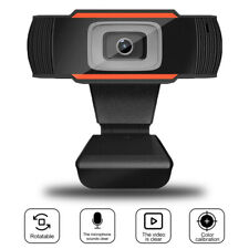 FHD 1080P Webcam w/Microphone USB Camera For PC/Mac Laptop Desktop Video Call