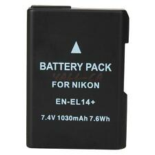 EN-EL14 Rechargeable Li-ion Battery for Nikon COOLPIX P7000 D3100 CA