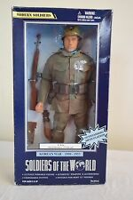 "GI Joe Soldiers of the World Korean War Infantry man 12"" Figure 2nd INF DIV"