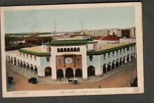 unmailed post card Rabat- L'Hotel des Postes Morocco