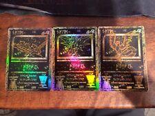 ANCIENT POKEMON CARD SET RARE MOLTRES ARTICUNO ZAPDOS GX EX MEGA