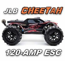 RTR JLB RACING CHEETAH 1/10 BRUSHLESS 4WD TRUGGY OFF ROAD 4X4 TRUCK 120A 2.4G RC