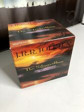 The SILMARILLION Complete & Unabridged Boxed CD Set -Lord of the Rings LOTR