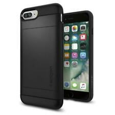 Express iPhone 8 Plus Case Spigen Slim Armor CS Cover for Apple Black