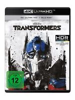 TRANSFORMERS-4K (SHIA LA BEOUF, MEGAN FOX, JOSH DUHAMEL,,,,) 2 ULTRA HD BLU-RAY