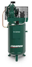 Champion Compressor Vrv5 8 Fully Packaged 5 Hp Single Phase 2475n5f9 251cs80ycbm