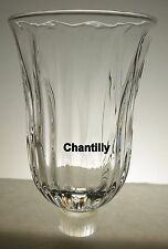 Home Interiors Chantilly Clear Votive cup w/ rubber grommet