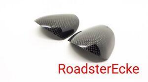 Instrumenten-Abdeckung Uhr+Temp. (Ohren) aus  Carbon Smart Roadster / Coupe, 452