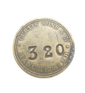 Curtis Sons & Co Manchester Factory? Token Coin