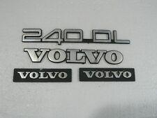 New Listing1989 Volvo 240Dl emblems