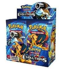 POKEMON TCG XY EVOLUTIONS BOOSTER SEALED BOX ENGLISH! FREE SHIPPING in stock NOW