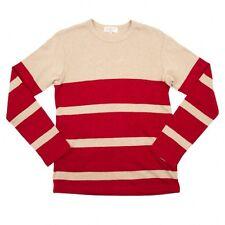 (SALE) Yohji Yamamoto POUR HOMME stripe long sleeve tops Size 3(K-14690)