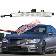 Left Led Daytime Running Light Fog Lamp DRL for Mercedes W221 S65 S63 2009-2012
