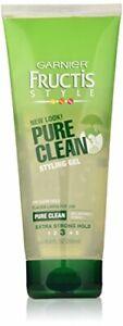 Garnier Fructis Style Pure Clean Styling Gel, 6.8oz
