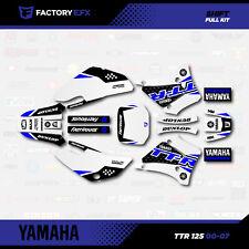 Blue Shift Racing Graphics Kit fits 00-07 YAMAHA TTR125 Sticker Decal TTR 125