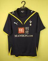 Tottenham Hotspur jersey shirt 2009/2010 Away puma soccer football size S