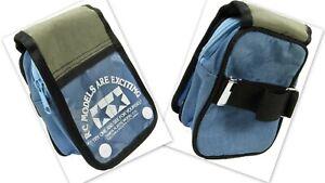 Vintage (Tamiya Bag) Mini 4WD /  Zipper Arm / Waist Bag  / Made in Japan *RARE*