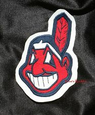 """CLEVELAND INDIANS CHIEF WAHOO MLB PATCH 4.25"""""""