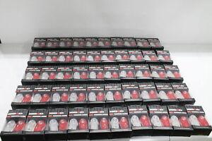 Lot of 50 Diamondback LED Bicycle Light Sets 77-32-916 Red/White/Black