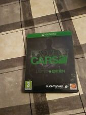 Project Cars xbox one limited edition game