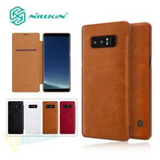 For Samsung Galaxy S8 S7 S6 Edge Shockproof Flip Card Slot Wallet Leather Case
