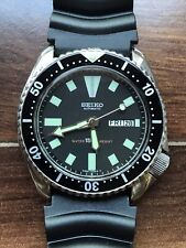 Seiko 6309-7290 SDEB39 Turtle Men's Automatic Vintage Diver Watch