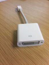 Apple Mini DisplayPort Vers Adaptateur DVI en bon état de fonctionnement!