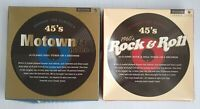 45's Motown & More 60's Rock&Roll Classic Soul/Rock Tunes Vinyl Records
