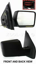 Mirror KOOL-VUE Side View Passenger Right 04-08 Ford F150 Power Heater Signal