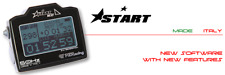 CRONOMETRO GPS PZRACING  NEW START NEXT ST300 AUTO MOTO DISPLAY TOUCH