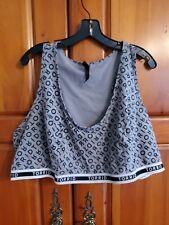Torrid 5 Bralette Grey/Black