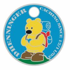 Pathtag pathtags Geocoin geocaching #5626