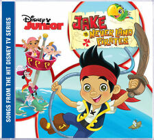 JAKE AND & THE NEVERLAND PIRATES: TV SERIES SOUNDTRACK CD DISNEY JUNIOR / NEW