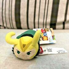 Disney Tsum tsum mini Loki Marvel plush toy Gift