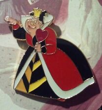 Disney Queen of Hearts Alice Commemorative Pin