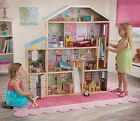 Large Kidkraft 4 Level 8 Rooms Majestic Mansion Dollhouse with Furniture 65252