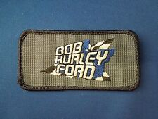 Bob Hurley Ford Automotive Logo Iron On Patch