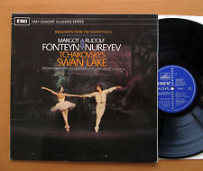 SXLP 20101 Tchaikovsky Swan Lake OST Margot Fonteyn Rudolf Nureyev 1967 NM/EX