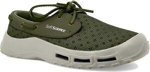 SoftScience The Fin Fishing Shoe Sage Green (MB0005SAG) Mens10 Womens12